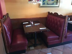 Restaurant Booths Tables And Chairs