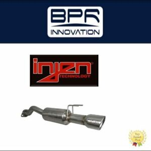 Injen Axle back Exhaust System Fits 2012 2015 Honda Civic Si 2 4l Ses1579