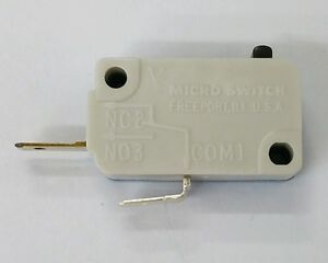 New Micro Switch V7 1a23d8 Spst no Off on Pin Plunger Snap Action Switch 5a