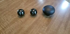 Jeep Willys Mb Cj2 Cj3 Cj5 Truck Wagon Shift Knob Set 3 Speed Dana 18 Transfer