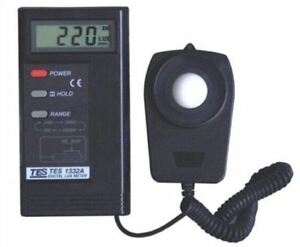 Tes1330a Digital Lux Meter Illuminometer Luminance Meter Light Meter Tes 1330 Ut
