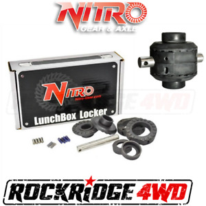 Nitro Gear Lunch Box Locker Dana 70 80 35 Spline Ford Chevy Gmc Dodge Buggy