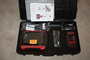 New Mac Mentor Touch Et6500 Scan Tool Pro Diagnostic Set Obd Ii Can Obd2