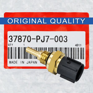 Oem Part Coolant Temperature Sensor For Honda Odyssey Cr V Civic Acura Rl Tl Nsx