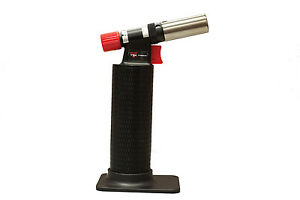 Power Probe Heavy Duty Butane Torch W Electronic Ignition Flame Control Ppbt