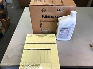 Oem 999mp Ns200p Nissan Ns 2 Cvt Transmission Fluid 6 Quarts In Stock And Ready