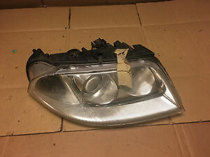 2001 2002 2003 2004 2005 Volkswagen Passat Right Halogen Headlight 3b0941016aq