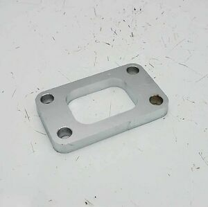 T3 Inlet T3 T4 Hybrid 4 Bolt Flange Mild Steel Weldable Turbo Exhaust Manifold