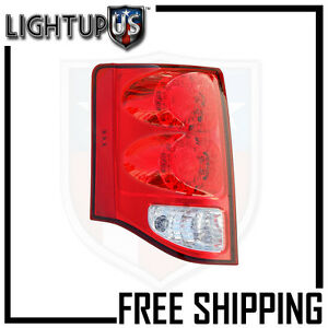 Taillight Lamp Driver Side left Only For 11 14 Dodge Grand Caravan