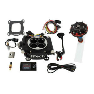 Fitech Fuel Injection System 34002 Go Efi 4 Hy Fuel In Tank Retrofit Kit