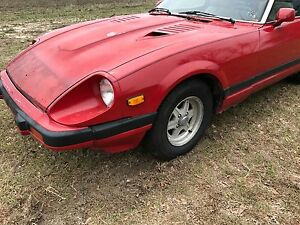 Parting Out 1983 Datsun 280zx S