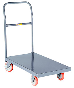 New Little Giant Standard Platform Cart Truck 1200 Lb Cap 36 X 24 Usa