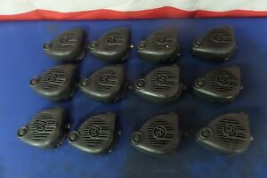 Msa Ultra Elite Voice Amplifier Lot Of 12 Non working Condition