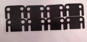 Guide Plate Set 3 8 Push Rod Flat Ford Small Block Guideplate 289 302 351w Sbf