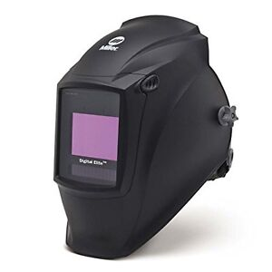 Auto Darkening Welding Helmet Black Digital Elite 3 5 To 8 8 To 13 Lens