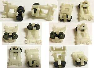 lot 50pcs 2 Way Natural Pin Grip Sealed Female Connector Assembly 12020549