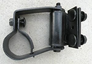 Thunderbird Ford Rear Bumper Exhaust Mounting Bracket 64 66 1964 1966 Oem