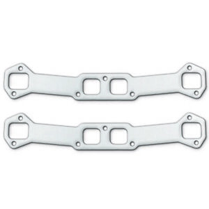 Remflex Exhaust Header Gasket 2020 Square Port 125 For Chevy 348 409 w