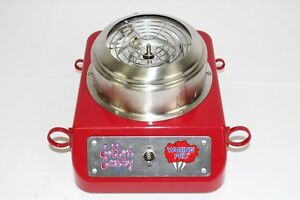 Waring Pro Cotton Candy Maker Bottom Base Red Cc150