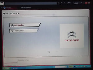 Diagbox V5 29 Software For Citroen Lexia 3 Peugeot Planet 2000 For 9780 z5 Clone