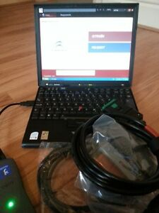 Lexia 3 Pp2000 Diagnose Laptop Und Interface F r Citroen Peugeot Diagbox 7 83