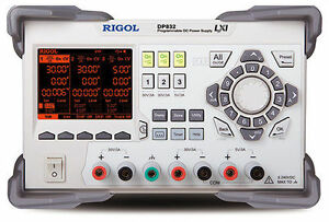 Rigol Dp832 Programmable Linear Dc Power Supply 3 Channels