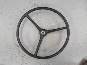 New Leyland 154 And Nuffield 4 25 Tractor Steering Wheel