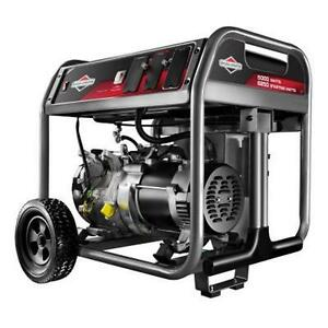 Briggs Stratton 5000 Watt Portable Generator Carb 30551
