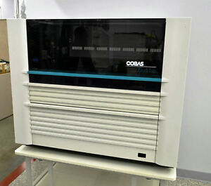 Roche Cobas Taqman 96 Automated Real time Pcr Amplification Detection Analyzer