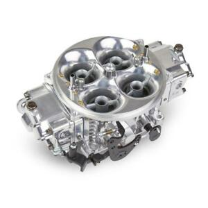 Holley Carburetor 0 80690 Polished 1150 Cfm 4 Barrel No Choke