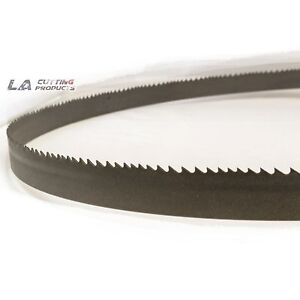130 5 10 10 1 2 X 3 4 X 035 X 4 6h Band Saw Blade M42 Bi metal 1 Pcs