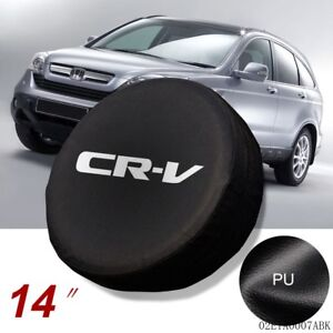 14 Spare Wheel Tire Tyre Cover Case Soft Bag Protector For Honda Crv Cr V