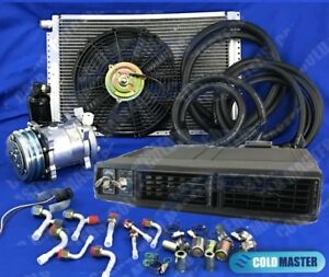 Universal Underdash Air Conditioning Kit 404x1 12v W Electrical Harness