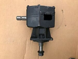 Replacement Woods Gearbox For Prd Series Finish Mower Code 1002499