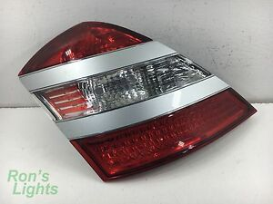 2007 2009 Mercedes Benz S Class Tail Light Oem Lh Driver Pre Owned