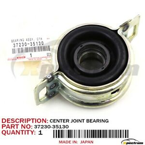 Toyota Tacoma T100 Factory Oem 37230 35130 Drive Shaft Center Support Bearing