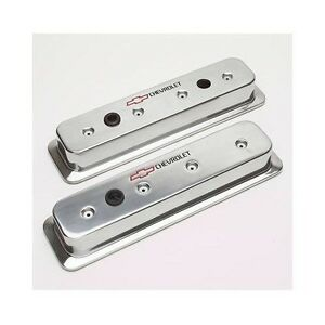 Proform 141 130 Valve Covers Tall Centerbolt Chevy Sbc 305 350 Gm Performance