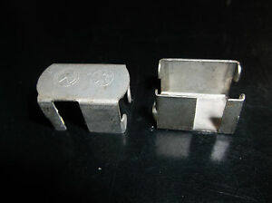 1 Pair 2 Points Covers For Vintage Mallory Distributor