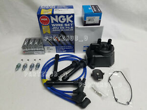 Fits For 1998 2002 Honda Accord Lx Ex 2 3l 4cyl Tune Up Kit Ngk V Power 4
