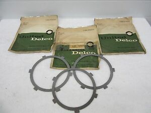 Nos 1962 1973 Gm Transmission Reverse Clutch Reaction Plates 1379373 Dp1