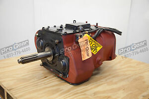 Eaton Fuller 9 Speed Overdrive Transmission Rtx14709h