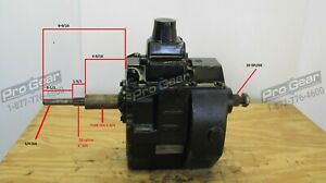 Np435 Dodge 4 Speed Transmission With Low Gear Pro Gear Transmission Inc