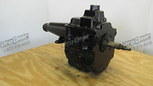 Np435 Ford 4 Speed Transmission With Low Gear Slip Yoke