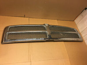 1994 1995 1996 1997 1998 1999 2000 2001 Dodge Ram 1500 Front Grille 55054673ab