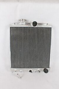 Aluminum Radiator honda Civic Eg Ek Em Hb 2 3 4 Dr At Jdm Auto Automatic 92 2000