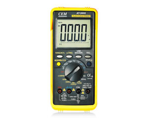Automotive Multimeter With Inductive Pick Up Usb Interface Rpm Pulse Width