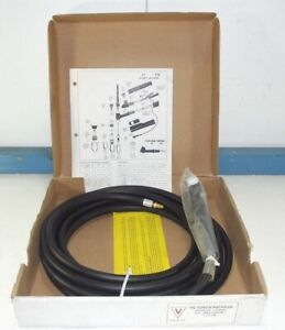 Value Tig Wp17v25r Tig Torch Package Air Cooled 150 Amps 25ft Cable Assembly