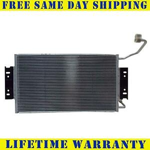 Ac Condenser For Pontiac Grand Am Chevrolet Malibu 2 4 3 4 3 1 4787