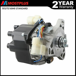 New Ignition Distributor For 90 91 Acura Integra W Manual Transmission