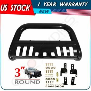 Fit 1994 2001 Dodge Ram 1500 Black Bull Bar Brush Guard Push Grille Front Bumper